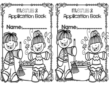 Math Application Book Module 2