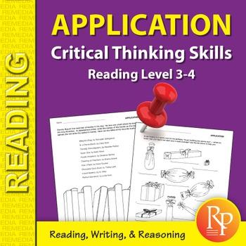 Application: Critical Thinking Skills