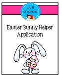 Easter Bunny Helper Application