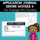 Application Problems for Engage NY Kinder Module 4