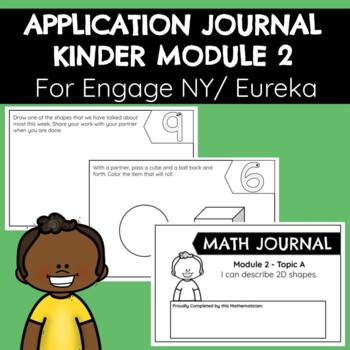 Application Problems for Engage NY Kinder Module Two