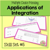 Applications of Integration AP Calculus Exam Prep