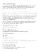 Applications of Percentages (High-school Quantitative Reasoning)