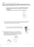 Applications of Volume of Cylinders, Cones, and Spheres