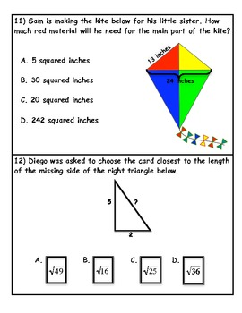 Applications of the Pythagorean Theorem Word Problems