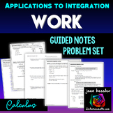 Applications to Integration: Work