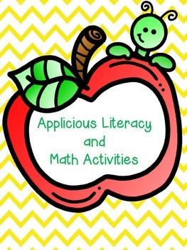 Applicious Literacy and Math Activities