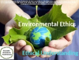 Applied Ethics - Environmental Ethics