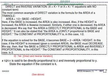 HS [Remedial] Applied Math II UNIT 2: Formulas+ (4 worksheets;7 quizzes)