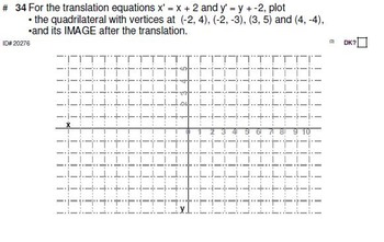 HS [Remedial] Applied Math II UNIT 4: Transformations (4 worksheets;6 quizzes)