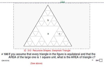 HS [Remedial] Applied Math II UNIT 7: Area & Volume (4 worksheets;7 quizzes)