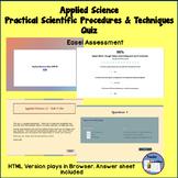 Applied Science Unit 2 Practical Scientific Procedures & T