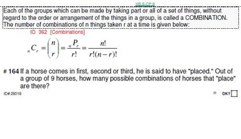 HS [Remedial] Applied Math II UNIT 5: Probability (4 worksheets;7 quizzes)