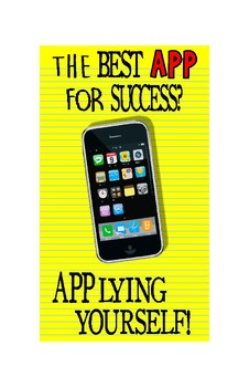 Apply Yourself Poster