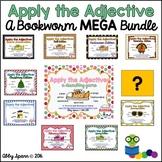 Apply the Adjective: A Bookworm MEGA Bundle!