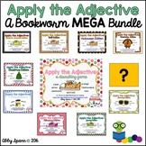 Apply the Adjective: A Bookworm MEGA Bundle!