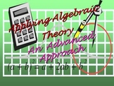 Applying Algebraic Theory: An Advanced Approach