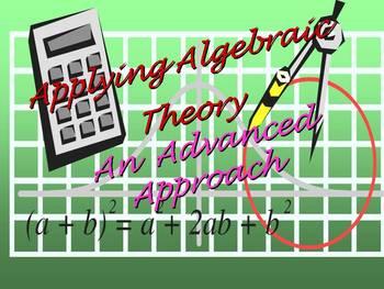 Applying Algebraic Theory: An Advanced Approach