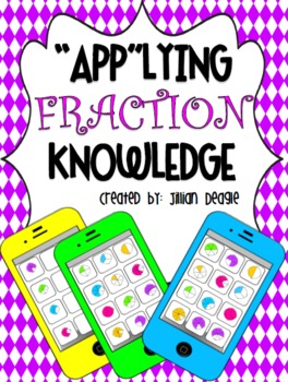 """""""App""""lying Fraction Knowledge"""