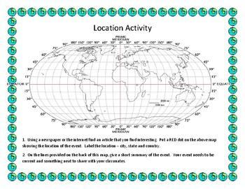 Applying Location Assignment