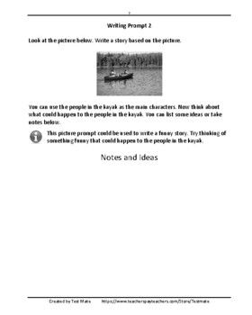 Applying Narrative Writing Skills, Grade 3 (Common Core Worksheets)
