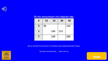 Applying Operations with Whole Numbers Jeopardy Review 2