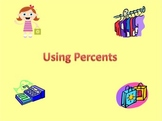 Applying Percentages - Discounts, Commissions, Markups
