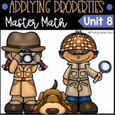 Applying Properties of Addition & Subtraction to 20 Guided Master Math Unit 8