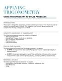 Applying Trigonometry
