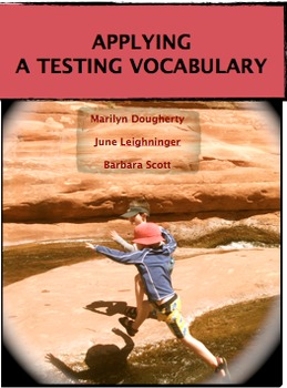 Testing Vocabulary: Applying a Testing Vocabulary- Test Prep