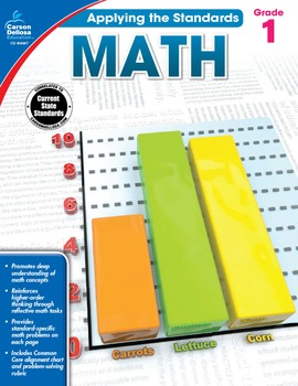 Applying the Standards Math Grade 1 SALE 20% OFF 104847