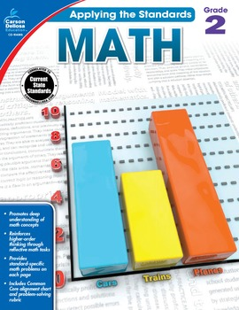 Applying the Standards Math Grade 2 SALE 20% OFF 104848