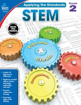 Applying the Standards STEM Grade 2 SALE 20% OFF! 104853