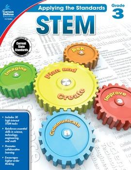Applying the Standards STEM Grade 3 SALE 20% OFF! 104854
