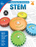 Applying the Standards STEM Grade 4 SALE 20% OFF! 104855