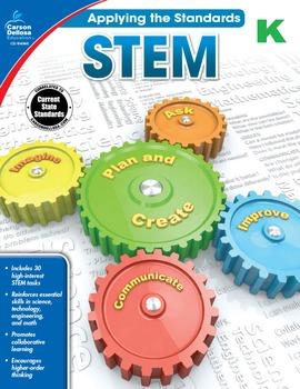 Applying the Standards STEM Grade K SALE 20% OFF! 104846