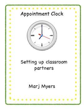 Appointment Clock for Partner Selection