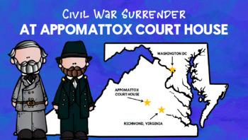 Appomattox Courthouse End of Civil War Slide Show