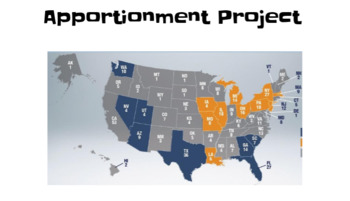 Apportionment Methods Project