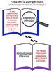 Appositive Phraes and Prepostional Phrases Scavenger Hunt