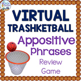 Appositive Phrases Digital Review Game - Distance Learning