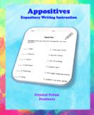 Appositives (Hochman Method Aligned Resource for Elementary School)