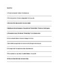 Appositives Worksheet