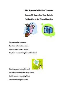 Appreciate Your Talents Lesson 9.1