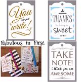 Appreciation Gift Tags