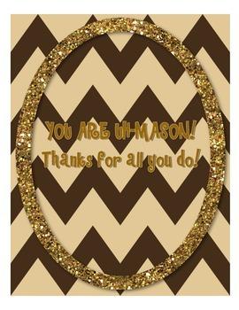 Appreciation Week