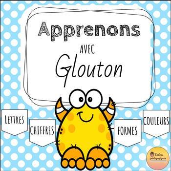 Apprenons avec Glouton