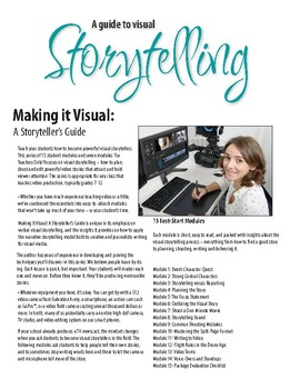 A Guide to Visual Storytelling