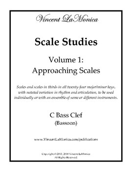 Approaching Scales (Bassoon)
