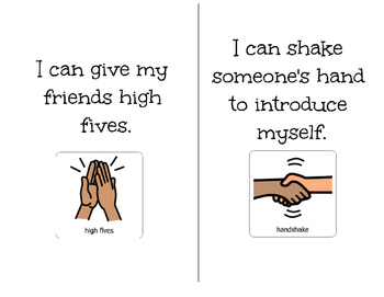 Appropriate Hands-Adapted Book for Students with Disabilities